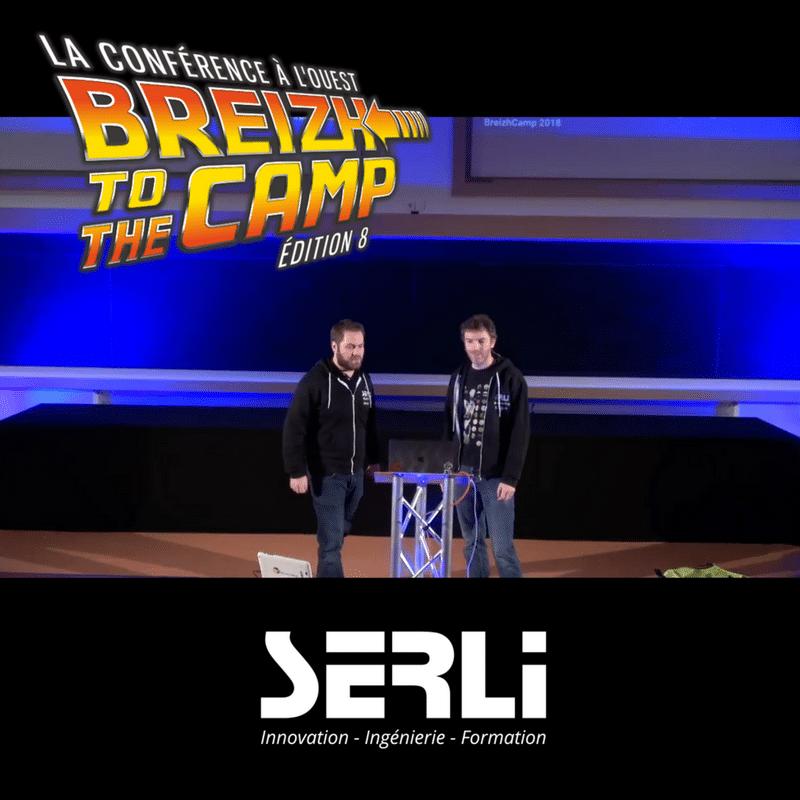 la video de Mathieu Ancelin et Alexandre Delegue au BreizhCamp 2018
