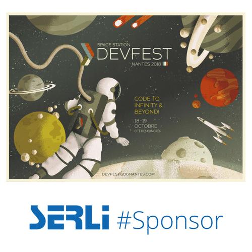 Serli sponsor du Dev Fest de Nantes