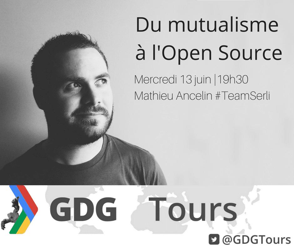 Mathieu Ancelin au GDG Tours