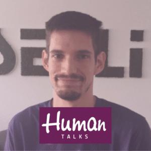 Ronan Guilbault au Human Talks de Poitiers