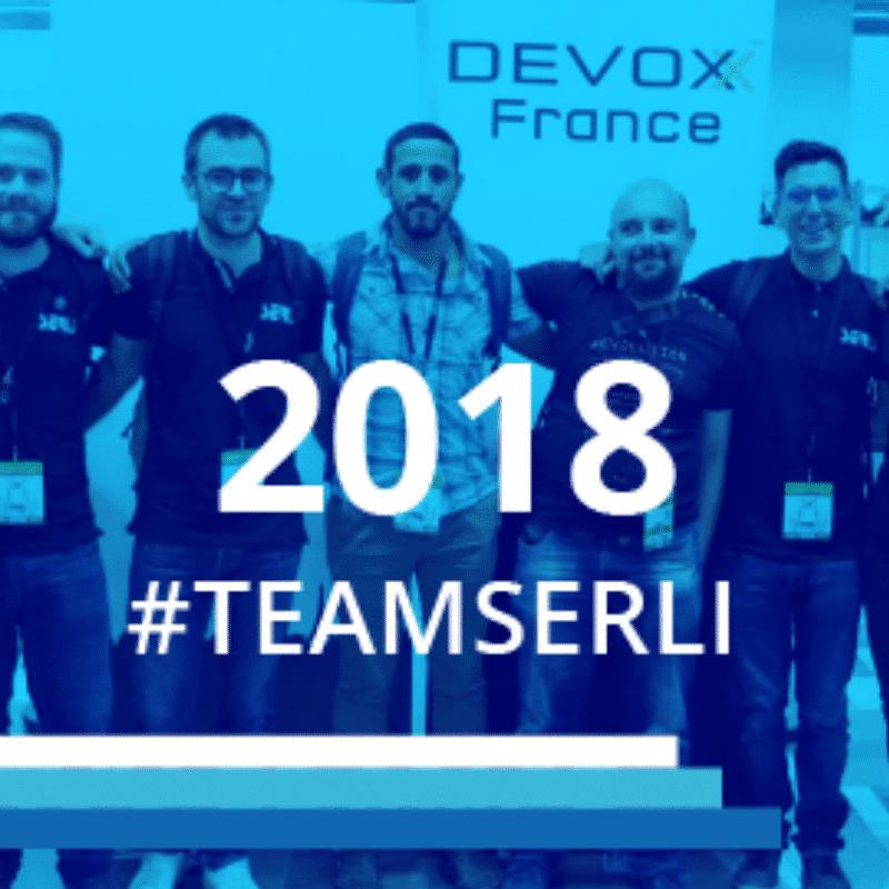L'année 2018 de la Team Serli