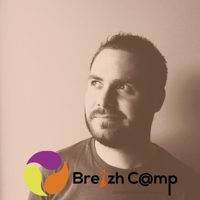 Mathieu Ancelin au BreizhCamp 2019