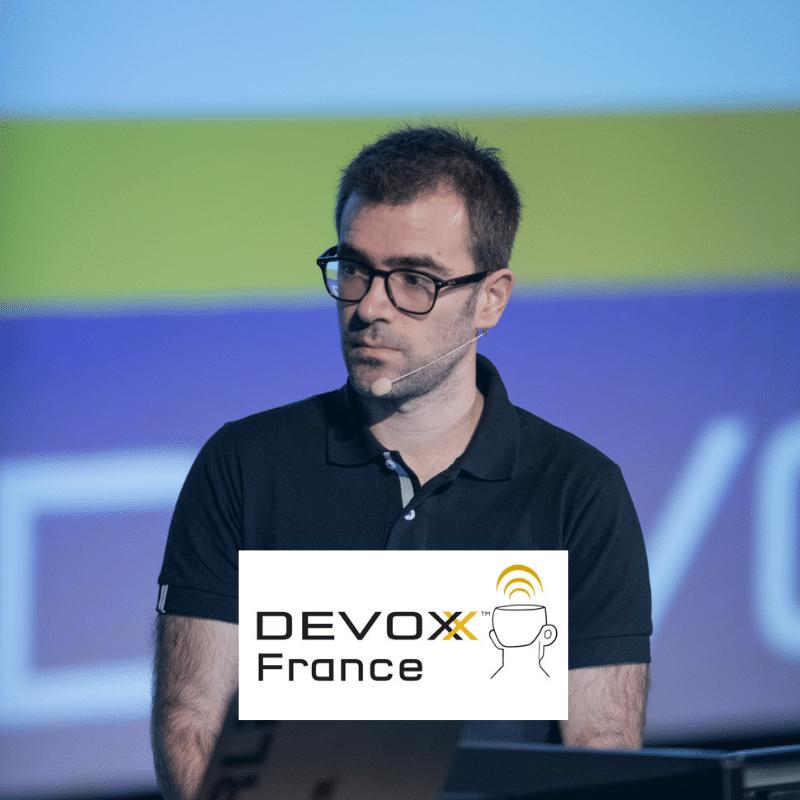Guillaume Soldera à Devoxx France