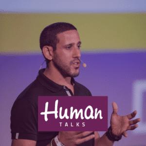 Fedy Salah au Human Talks Poitiers