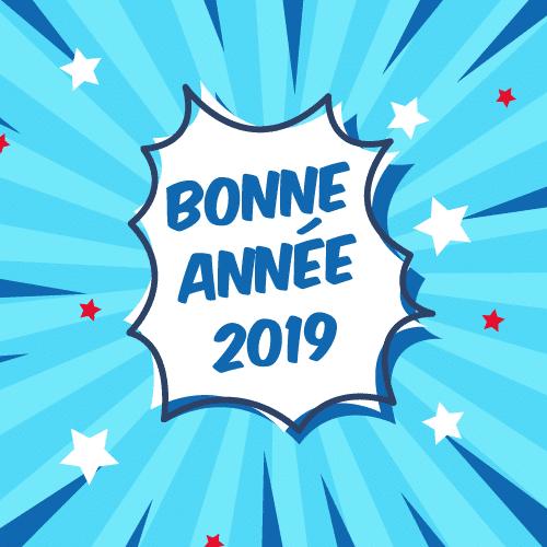 La #TeamSerli vous souhaite une bonne année 2019 !