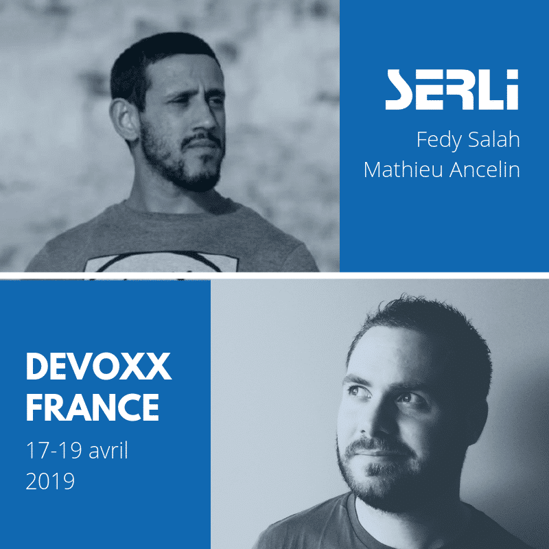 Mathieu Ancelin et Fedy Salah à Devoxx France
