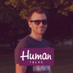 Guillaume Soldera au Human Talks de Poitiers