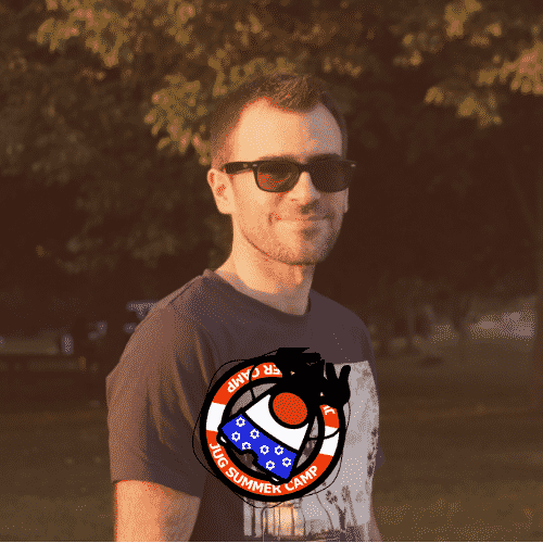 Guillaume Soldera au Jug Summer Camp 2019