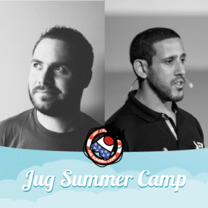 Mathieu Ancelin et Fedy Salah au Jug Summer Camp 2019