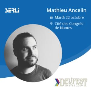 Mathieu Ancelin au DevFest Nantes 2019