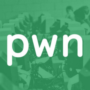 logo association pwn - poitiers web nerdz