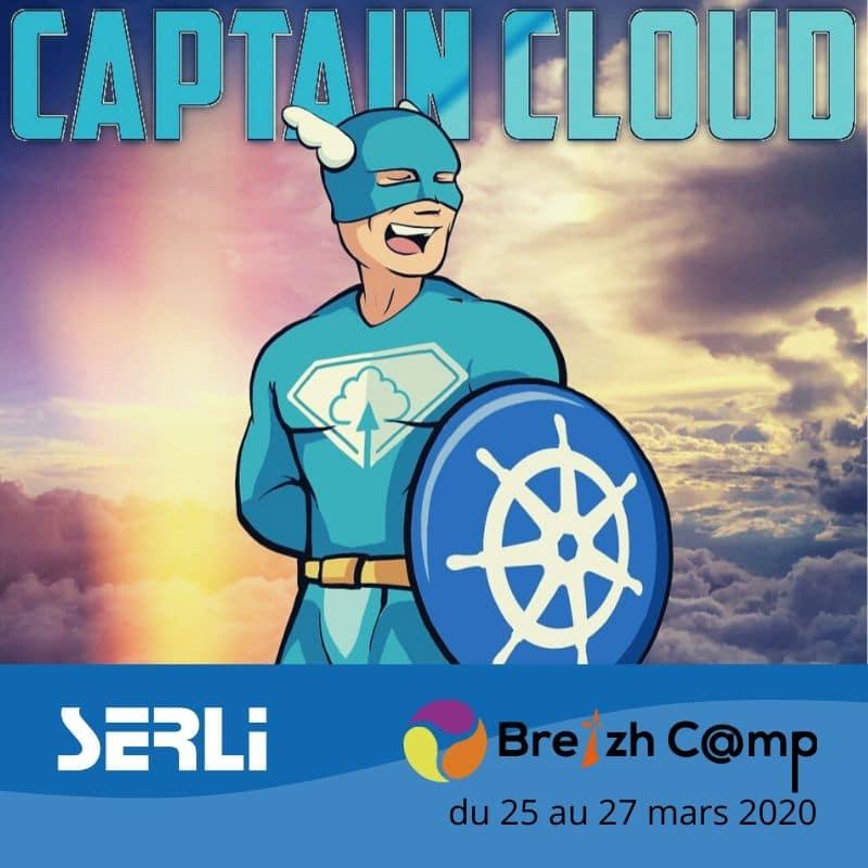 Serli au BreizhCamp 2020 du 25 au 27 mars à Rennes